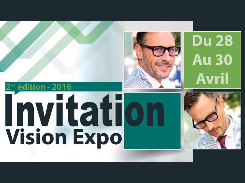 Invitation_Optylab_Salon_de_l_optique_Oran