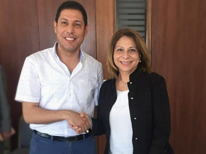 najwa_kammoun_anis_feki_chambre_nationale_opticiens_tunisie