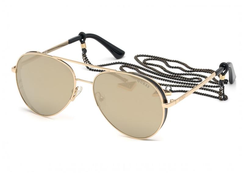 Guess_eyewear_aviator_sunglasses_GUESS_GU7607_black