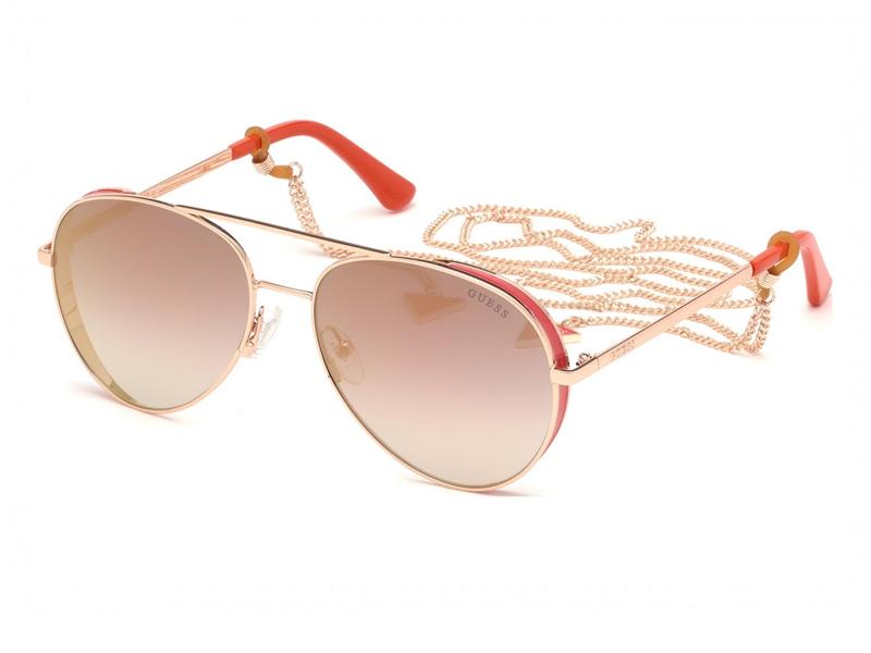 Guess_eyewear_aviator_sunglasses_GUESS_GU7607_pink_bordeaux