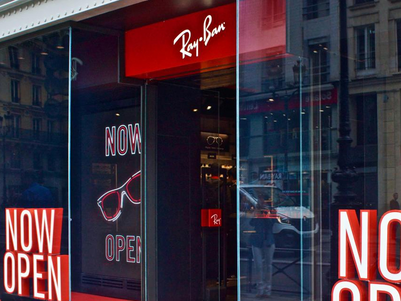 boutique officielle ray ban paris